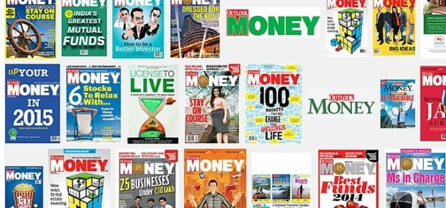 'Outlook Money' – A magazine that enriched me