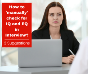 hr manager interviewing a candidate