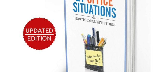 21 Office Situations – Updated Edition – Available Now