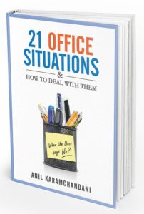 Book Cover - 21 Office Situations